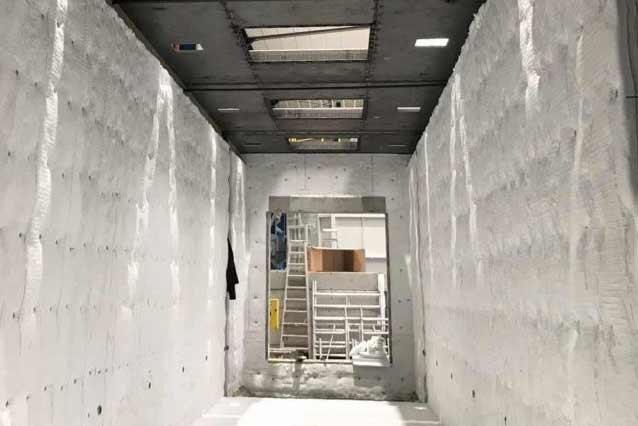 Keramikfaser für höchste Temperaturen