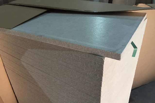 Platten zur Hochtemperatur-Isolierung